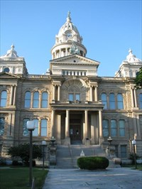 Miami County Courthouse Troy Ohio Courthouses On Waymarking Com