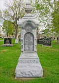 Image for Clinton Family Headstone - Fredericton, NB