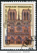 Image for Notre Dame Cathedral  -  Paris, France