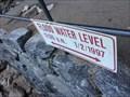 Image for Flood Water Level - Yosemite, CA