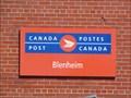 Image for Blenheim Post Office N0P 1A0 - Blenheim, Ontario