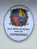 Image for Znak MC Svatojánská - Nové Mesto na Morave, Czech Republic