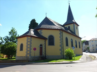 evangelische kirche mehlem