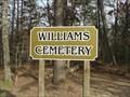 Image for Williams Cemetery Winona Shannon Co., Missouri.