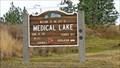 Image for Medical Lake WA - Population 4920