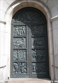 Image for Cathedral Door - Oslo, Norway