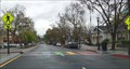 Image for San Jose's first rainbow-colored crosswalk debuts on The Alameda