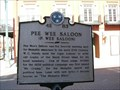 Image for Pee Wee Saloon - 4E 83  - Memphis, Tennessee
