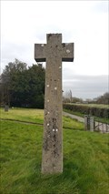 Image for Church Cross - All Saints - Lubenham, Leicestershire