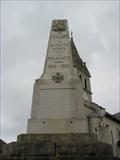 Image for 1914 - 1918 Monument aux Morts - Méaudre, France