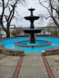 Image for Frost Park Fountain - Yarmouth, NS