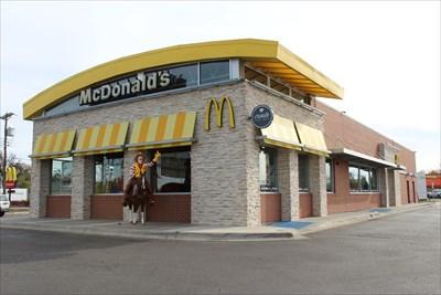Mcdonald S E Amarillo N Pierce Tx Restaurants On Waymarking