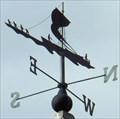 Image for Sailing Barge Weathervane - Gloucester Docks, UK