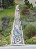 Image for Moraga Street Stairs - San Francisco, CA