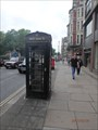 Image for Red Telephone Box - Piccadilly, Mayfair, London, U.K.