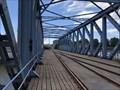 Image for Eisenbahnbrücke (Beesenlandbrücke) über den Peutekanal -  Hamburg, Germany