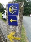 Image for Camino inglés Lugar Salto - Narón, A Coruña, Galicia, España
