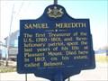 Image for SAMUEL MEREDITH