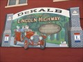 Image for Lincoln Highway Mural - Dekalb, IL