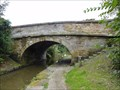 Image for Stone Bridge 85 Over The Macclesfield Canal - Scholar Green, UK