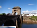 Image for Monnow Bridge - Monmouth, Gwent, Wales.