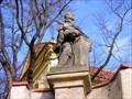 Image for Socha sv. Jana Nepomuckeho, Kralupy nad Vltavou-Minice, CZ