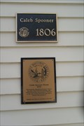 Image for Caleb Spooner House - New Bedford, MA