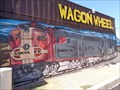 Image for Historic Route 66 ~ Wagon Wheel Restaurant ~ Needles, California, USA