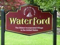 Image for Welcome to the Village of Waterford - Waterford, NY