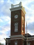 Image for Courthouse Town Clock - Wauseon, OH