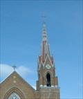 Image for Le clocher de St-Agnès-Lac Mégantic-Québec, Canada