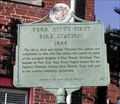 Image for Ybor City's First Fire Station 1888 - Ybor City, Tampa, FL