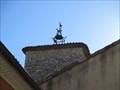 Image for Le clocher de l'église - Esparron, Paca, France