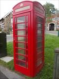 Image for Red Telephone Box - Whitsatable - Kent - UK
