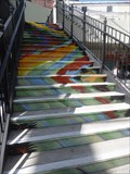 Image for Stairway Mural  -  San Diego, CA