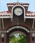 Image for Centennial Clock Tower - Winter Garden, Florida, USA.