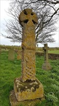 Image for ONLY - pre-Conquest cross in Leicestershire that stands complete - St Bartholomew - Sproxton, Leicestershire