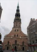 Image for St. Peter's Church  -  Riga, Latvia