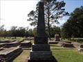 Image for Moss - Jackson Family Cemetery - Double Bayou, Chambers County, TX
