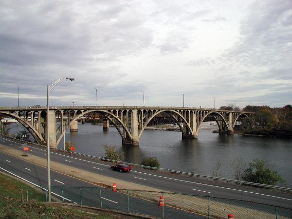 Railroad Bridge Over Coosa River---Gadsden, Al. | Explore