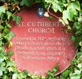Image for St Cuthbert's Church, New Church St, Pateley Bridge, N Yorks, UK