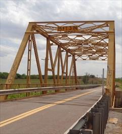 Timber Creek Bridge