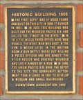 Image for Historic Building 1903 - Pleasant Hill, Mo.