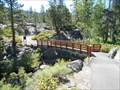 Image for Frazier Creek footbridge -  Plumas National Forest CA