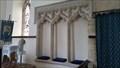 Image for Piscinas & Sedilia - St John the Evangelist - Slimbridge, Gloucestershire