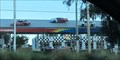 Image for Race Cars on Roof of Sunoco, Ocala, FL