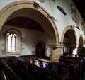 Image for Norman Arches & Font - St Laurence - Shotteswell, Warwickshire