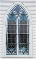 Image for United Methodist Church Window  -  Brandon, OH