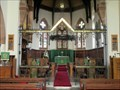 Image for St. Olave's Altar Rails - Ramsey, Isle of Man