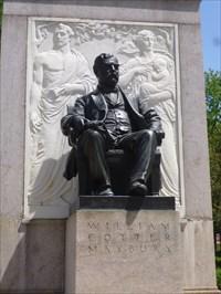 Woodward Avenue (M-1) - William Cotter Maybury - Detroit, Michigan.